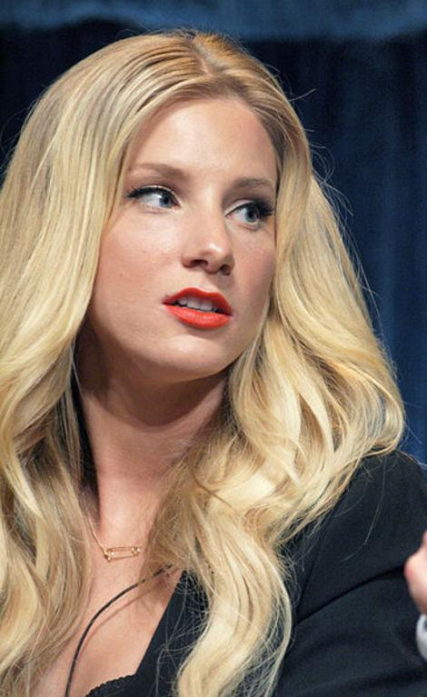 'Glee's' Heather Morris is Pregnant - Creative Ways They Could Write It Into the Show