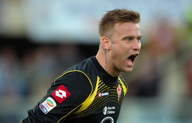 Artur Boruc's Friday Rage List