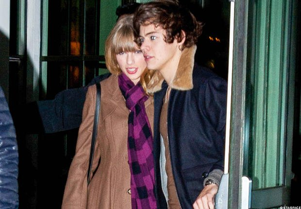 Taylor Swift : La chanteuse et le leader des One Direction s'acoquinent