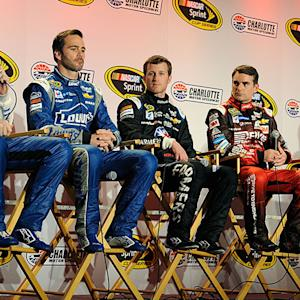 Junior, Kahne talk about crew chief changes