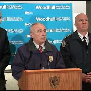 """New York Police commissioner says 2 officers were """"assassinated"""""""
