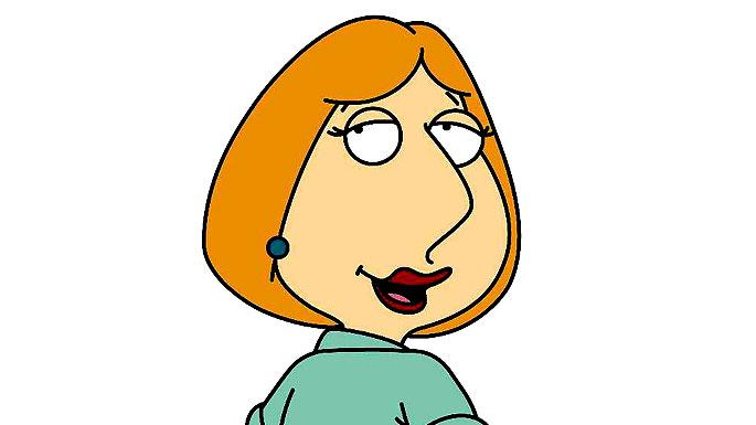Lois Griffin (voiced by Alex Borstein) stars in the Family Guy on FOX.