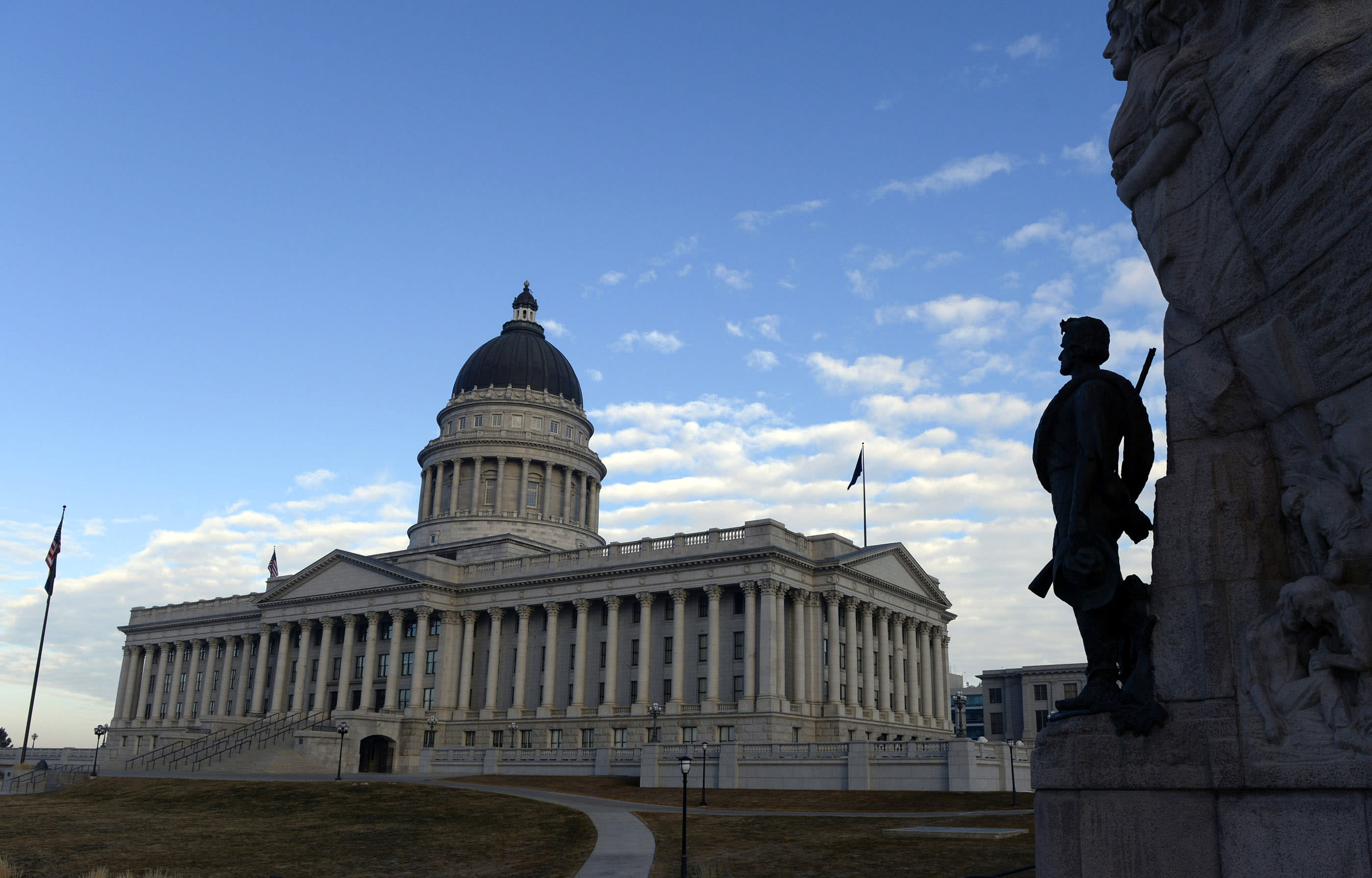 Medicaid, firing squads on agenda for Utah Legislature