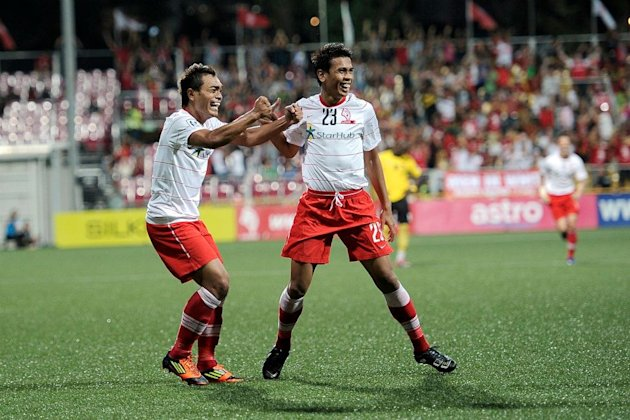 LionsXII go top with win over Negeri Sembilan