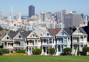 The San Francisco Bay Area is number one on the list.