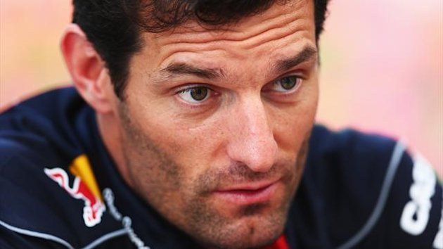 Mark Webber (AFP)