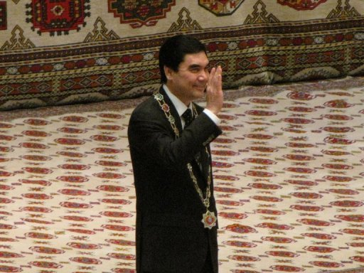 &lt;p&gt;Turkmenistan&#39;s President Gurbanguly Berdymukhamedov is inaugurated for a second term in the capital Ashgabat, on February 17. A new political party was formed for the first time in Turkmenistan since the isolated ex-Soviet state won independence in 1991, the TDN state news agency said Tuesday.&lt;/p&gt;