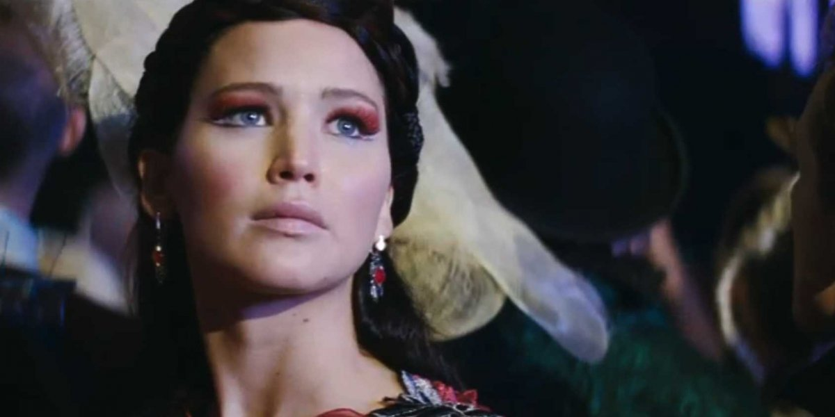 katniss the hunger games catching fire