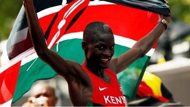 Athletics - Kenya's injury-hit Kirui to defend world marathon title