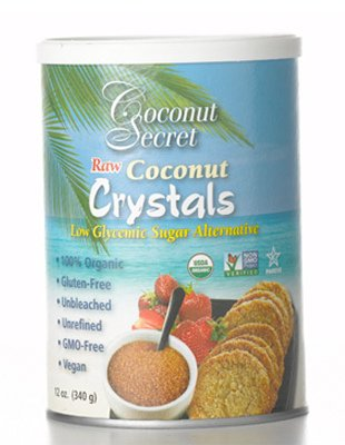 Coconut Secret Coconut Crystals