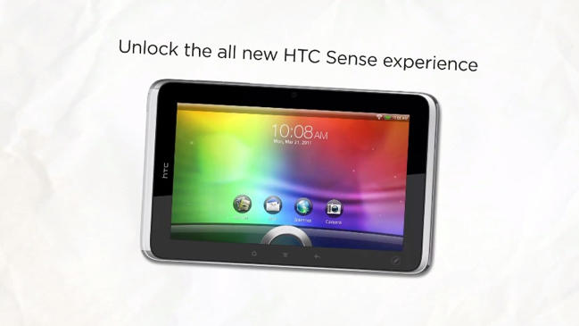 HTC waves the white flag in U.S. tablet market
