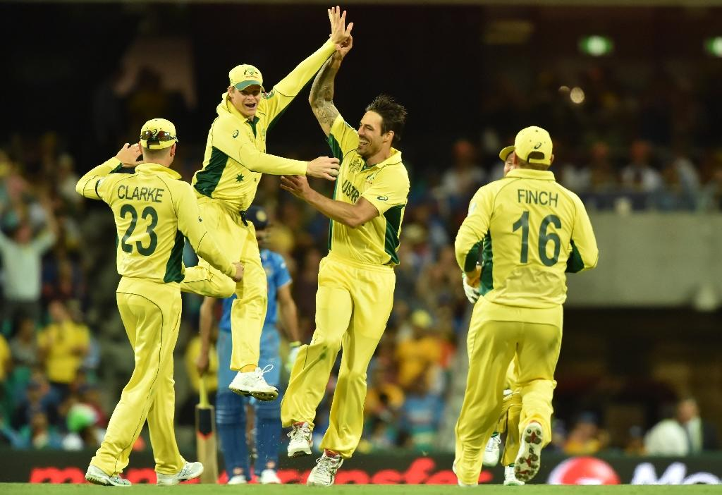Australia thrash India to set-up World Cup final clash against New Zealand