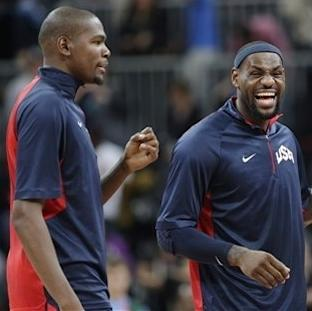 US men's basketball set for familiar Nigerian team The Associated Press Getty Images Getty Images Getty Images Getty Images Getty Images Getty Images Getty Images Getty Images Getty Images Getty Image