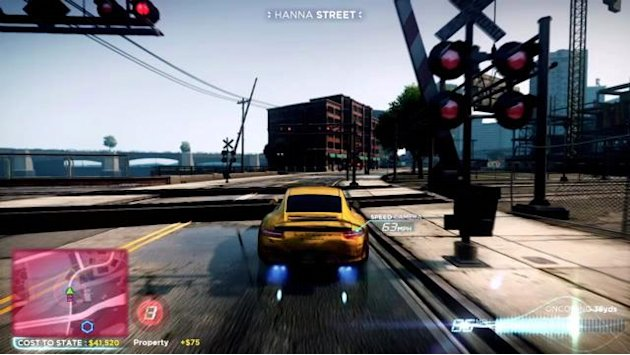 Need for Speed Most Wanted …
