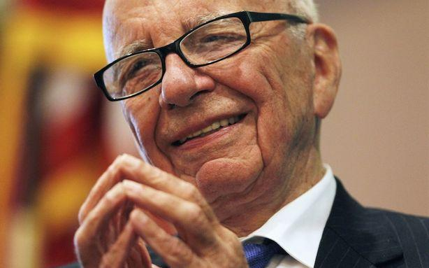 Rupert Murdoch Is Still King of News Corp.
