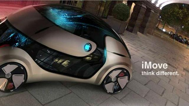 Steve Jobs Dreamt of Building an iCar