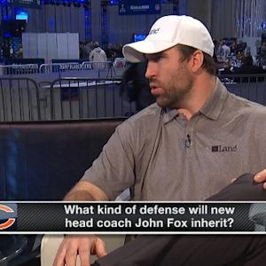 Chicago Bears defensive end Jared Allen believes new head coach John Fox will bring focus and discipline