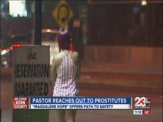 Praying with Prostitutes