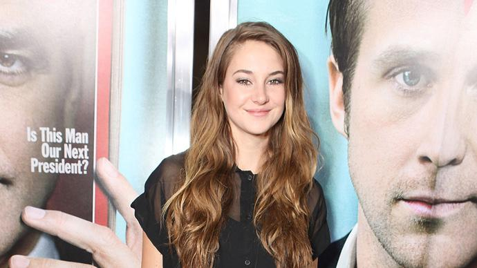 Ides of March LA Premiere 2011 Shailene Woodley