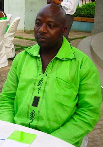 Thomas Eric Duncan died from Ebola in Dallas on Oct. 8. (AP/Wilmot Chayee)