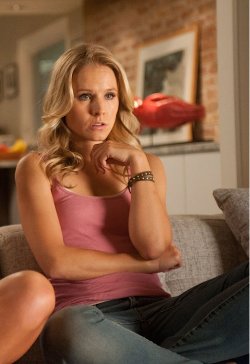 "Kristin Bell She takes on the role of local resident Chloe. Blogs are abuzz that she and Paquin die in the beginning of the film since both of their roles have been described as ""cameos."""