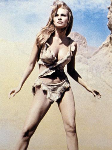 Raquel Welch in One Million Years B.C. - 1966
