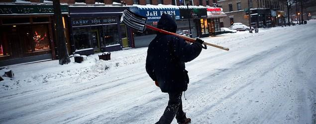 New York City economy lost $200M from blizzard