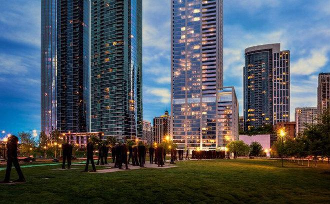 Mindboggling Reveals: Developer's Site Hints at a Rafael Vinoly Designed Tower for the South Loop