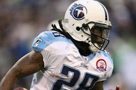 Where's the love for Chris Johnson?