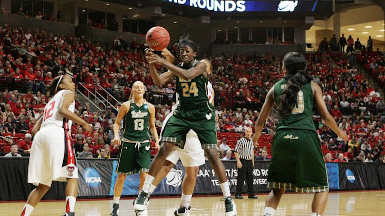NCAA Womens Basketball: NCAA Tournament-Texas Tech vs South Florida