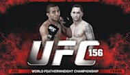UFC 156 Fighters Return Negative Drug Tests