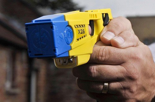 An investigation has been launched after 82-year-old man tasered by police in London