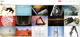 10 Best Wordpress Themes in 2013 for Photographers image Agera3