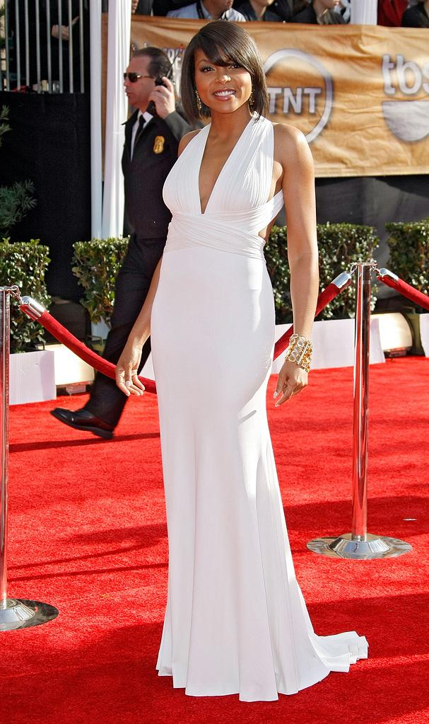 15th Annual Screen Actors Guild Awards 2009 Taraji P henson