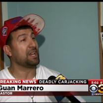 Pastor Of Suspect In Carjacking Turned Hit And Run Speaks Out