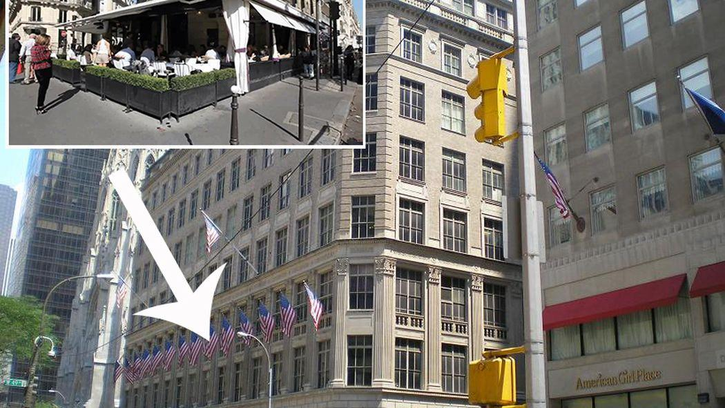 Parisian Celebrity Magnet L'Avenue to Open Inside Saks Fifth Avenue