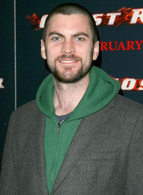Wes Bentley at the New York premiere of Columbia Pictures' Ghost Rider