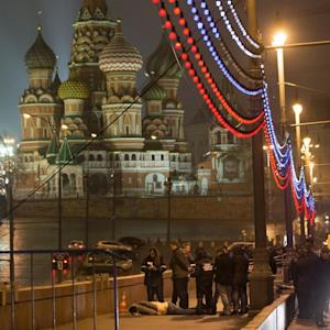 Key Russian Opposition Leader Shot Dead In Moscow