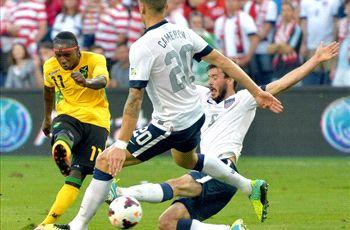 USA 2-0 Jamaica: Zusi & Altidore secure top spot