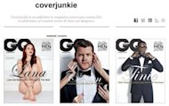 Coverjunkie by Jaap Biemans is part of Elle Deco's selection of the 6 most-recommended designer blogs