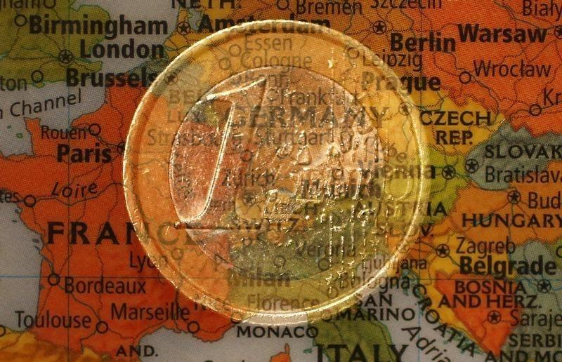 For first time in years, euro economy starts surprising on upside