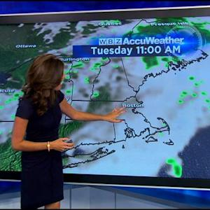 WBZ AccuWeather Midday Forecast For Sept. 15