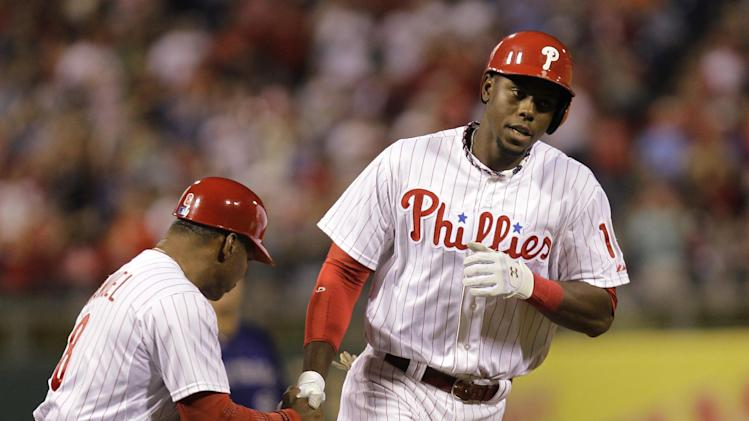 Mayberry, Ruiz lead Phillies past Rockies 5-4