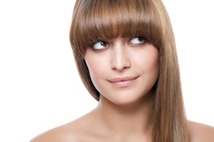 The Bangs: How to Be Your Own Hair Dresser