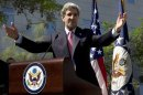 Kerry: US confident in arms-vetting for Syrians