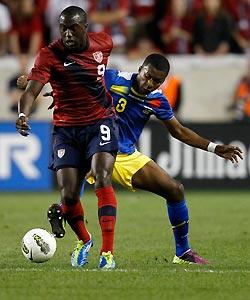 USA impotent under Klinsmann in loss to Ecuador