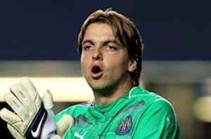 Newcastle goalkeeper Krul faces up to five weeks out with ankle injury