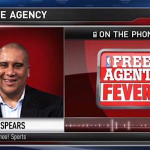 Free Agent Fever: Marc Spears