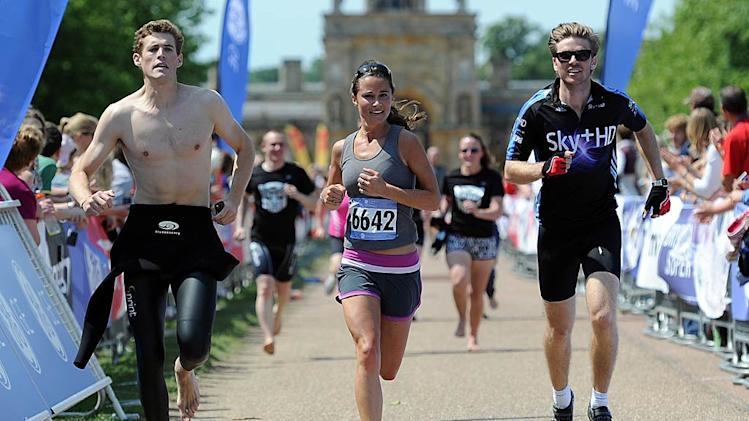 Pippa Middleton Race