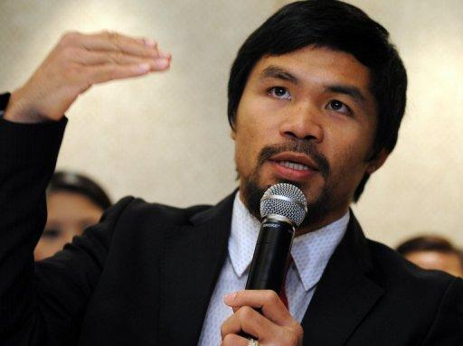 Boxer Manny Pacquiao's iconic status in the Philippines will not spare him from the tax man, the government says